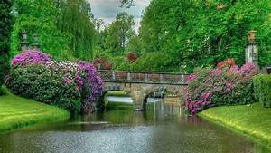 The Most Beautiful Of World Garden Bridge Wallpaper | HD ...