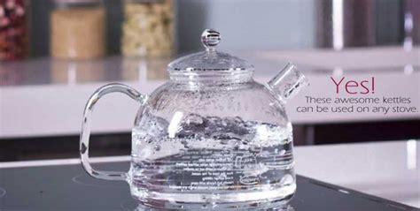 Glass Water Kettles