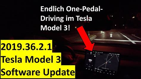 32+ Tesla 3 Software Update Today Pictures