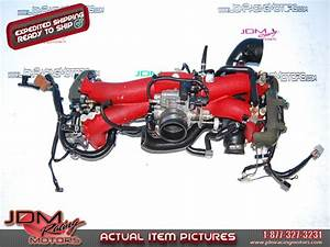 Subaru Jdm Ej207 Sti Motors Jdm Engines