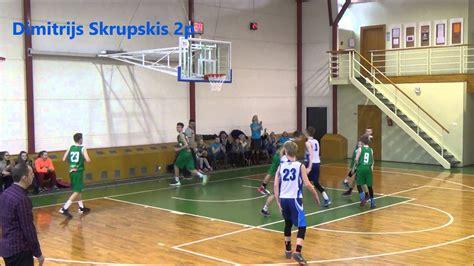 Basketbols U14 Līvāni - Liepāja - YouTube