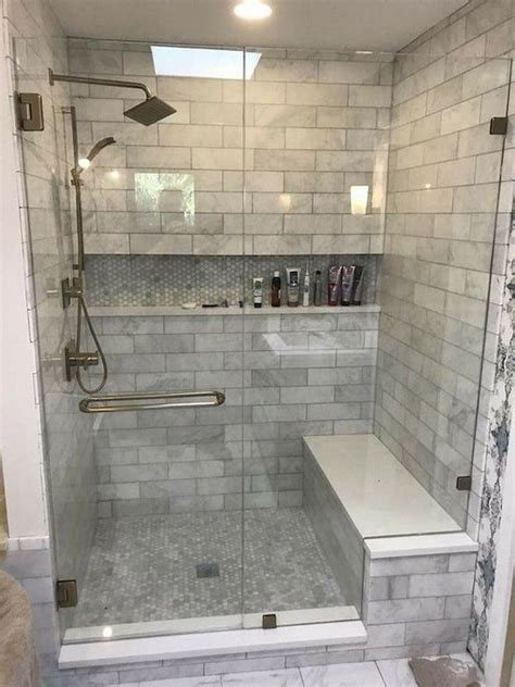 Bathroom Shower Ideas by 78 Lovely Bathroom Shower Remodel Ideas Bathroom
