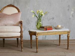 Coffee table vintage coffee table and end table for Antique cream coffee table