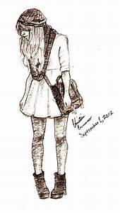 tumblr drawings hipster - Szukaj w Google | The Art Of It ...
