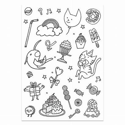 Stickers Colouring Activity Pattern X132 Insects Monsters