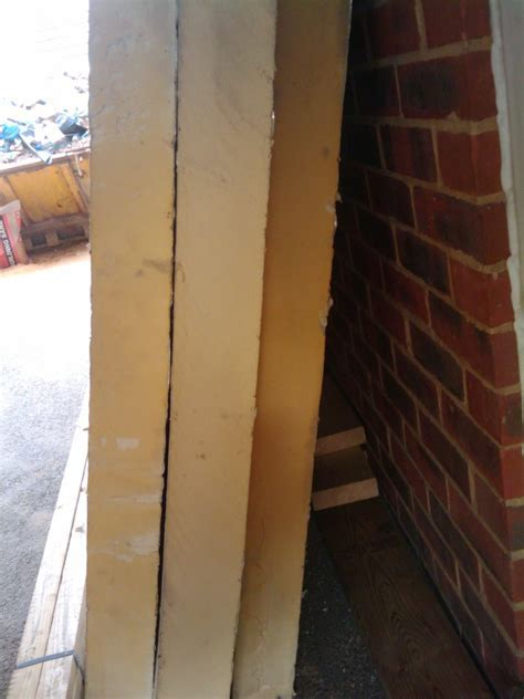 Insulating the vaulted ceiling / roof   My Extension