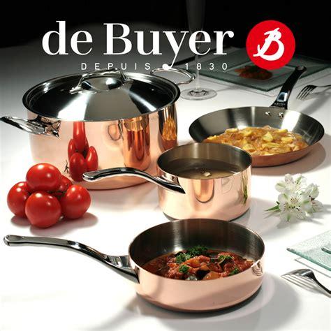 de buyer copper cookware set prima matera cookfunky
