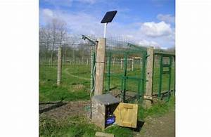 How To Make Solar Electric Fence