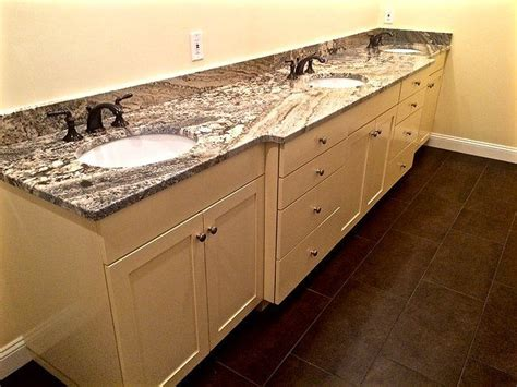 frameless construction vanity  full overlay doors