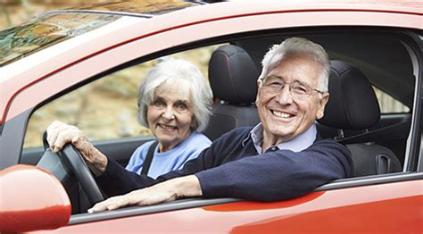 driving safety  older adults