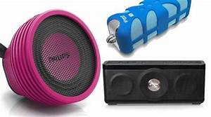 Bluetooth speakers abound in today's Amazon Gold Box deals
