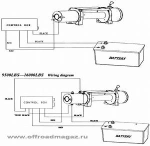 2500 Lb Badland Winch Wiring Diagram