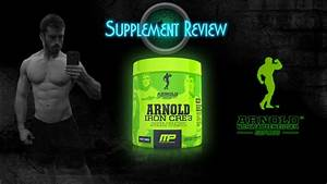 Musclepharm Arnold Series  Iron Cre3 Creatine Review  U0026 Taste Test