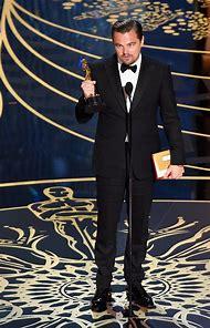 Oscars Leonardo DiCaprio 2016