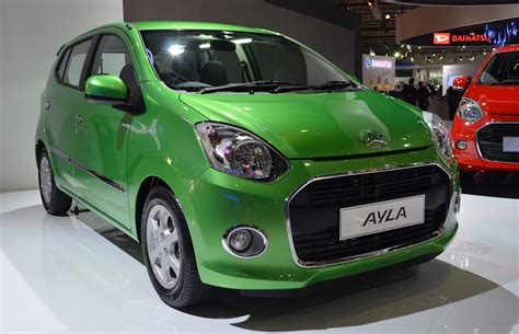 Daihatsu Ayla Backgrounds by Green Lime Daihatsu Ayla Cars