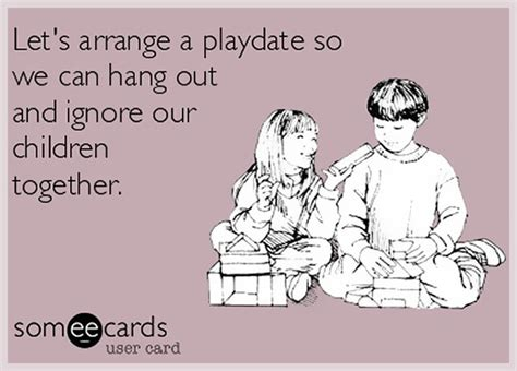 14 Hilarious And Cynical E-cards About Parenting