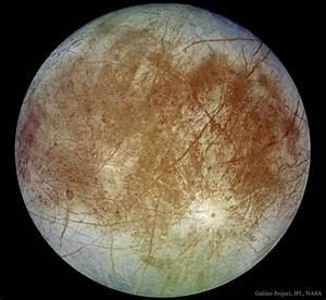 APOD: 2016 September 27 - Jupiter's Europa from Spacecraft ...