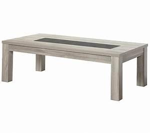 Table Basse Bois Gris : table basse rectangulaire stone t13 bis chene gris ~ Melissatoandfro.com Idées de Décoration