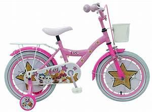 Fahrrad Mädchen 16 Zoll : lol surprise 16 zoll m dchen fahrrad ~ Jslefanu.com Haus und Dekorationen