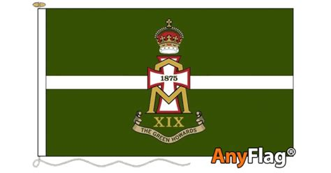Buy Green Howards Flags   Green Howards Flags for sale ...