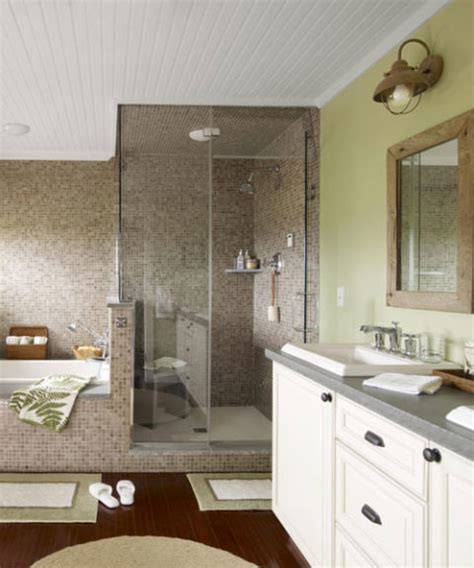 Bathroom Makeover Ideas  Pictures Of Master Bathroom Makeover