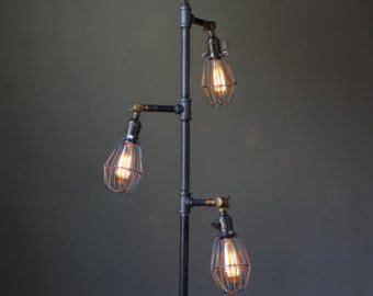 floor ls edison bulb edison bulb floor l industrial furniture by newwineoldbottles ls pinterest