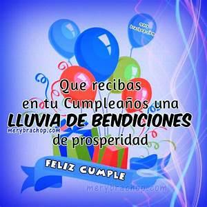 Saludo de Cumpleaños con Bonita Tarjeta de Bendiciones Entre Poemas, Vivencias y Cumpleaños