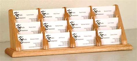 Wooden Mallet 12 Pocket Oak Business Card Rack Business Plan Sample Health Care Cheap Cards Staples In Fresno Ca Quality Example Location Proposal Japanese Hotel Template Word Doc