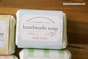 make your own soap our fave recipes free printables With how to make soap labels