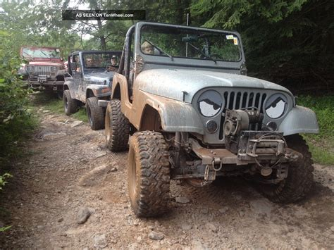jeep rock crawler 1977 jeep cj5 off road 4x4 rock crawler