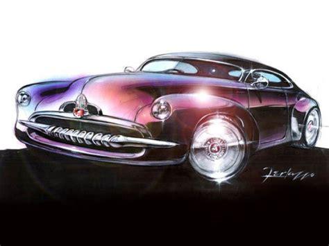 Holden Efijy Concept - Car Body Design