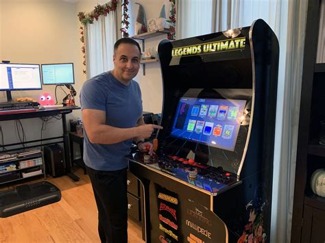 AtGames Legends Ultimate Home Arcade Machine - What you ...
