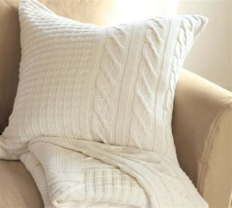 does goodwill take pillows pbjstories sweater pillow pottery barn knock