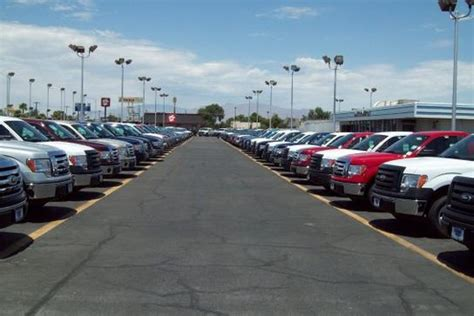 Friendly Ford car dealership in Las Vegas, NV 89107