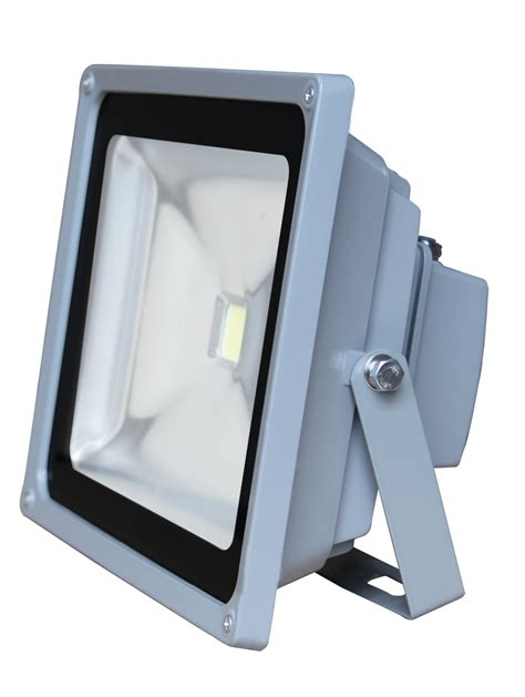 50w led outdoor security flood light construction work