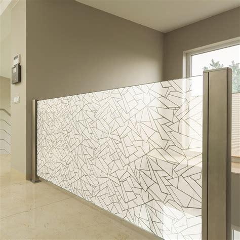 6,58€m² Design Dekor Fensterfolie Sichtschutzfolie Design