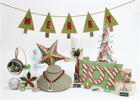10 Holiday Crafts To Make And Sell  Cathie Filian & Steve
