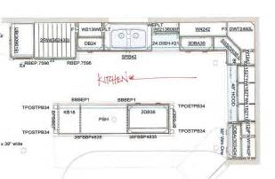 layout floor plan kitchen remodel floor plans