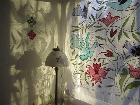 Gudrun Sjöden Gardinen by Gudrun Sj 246 Den Curtains Birds ℒσ ℓƴ тℌїηgs In 2019