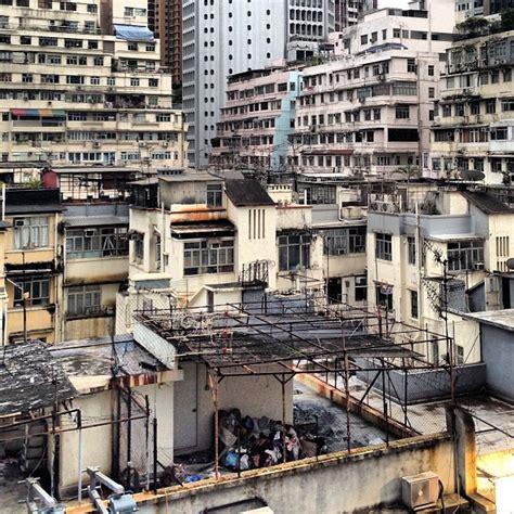 rooftops   buildings  causeway bay hong kong   eyes