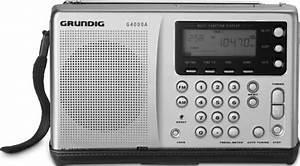 Eton G4000a Am-fm-shortwave Radio Manual En