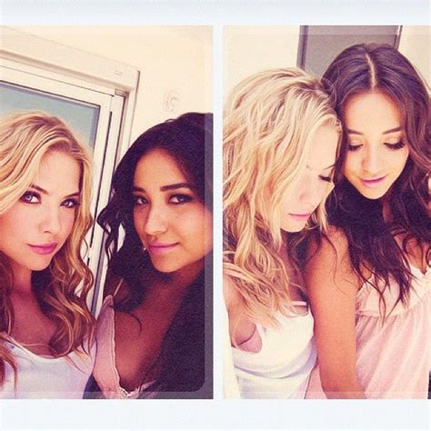 Pin by Agg PLL on Ashley and Shay | Pretty little liars ...