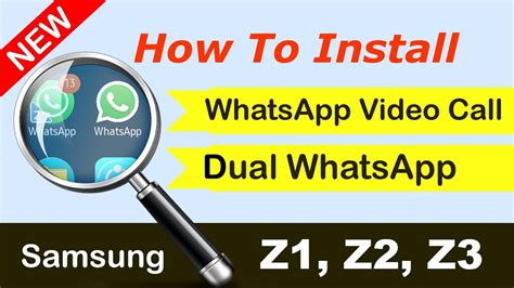 z2 whatsapp call samsung z3 whatsapp call samsung z1 whatsapp dual