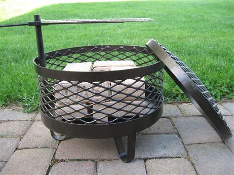 diy movable fire pit fire pit fire pit backyard