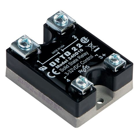 Opto Vac Amp Control Solid State