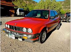 1986 BMW 325e German Cars For Sale Blog