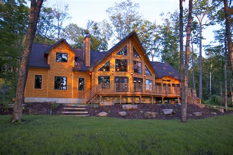 home design denver log home plans by timber block features fabulous floor