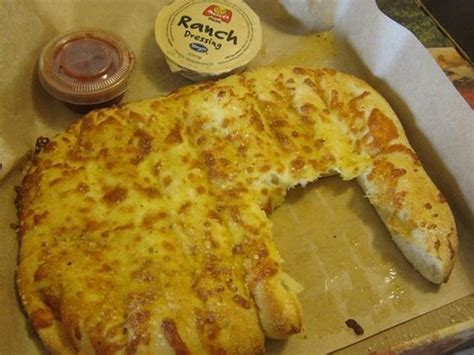 Cheesy Bread Was To Die For!!!!!!! So Good  Picture Of