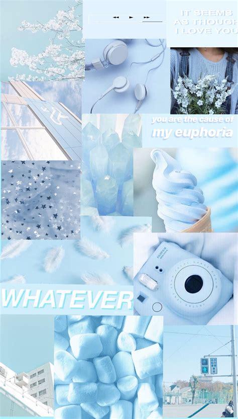 p e aesthetic wallpapers blue aesthetic