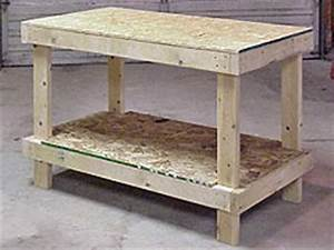 Workbench 2x4 - Houses Plans - Designs